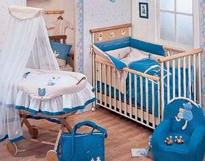 Что нужно купить для новорожденного ребенка? Список. Колыбель или кроватка