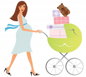 Что нужно купить для новорожденного ребенка? Список. Коляска