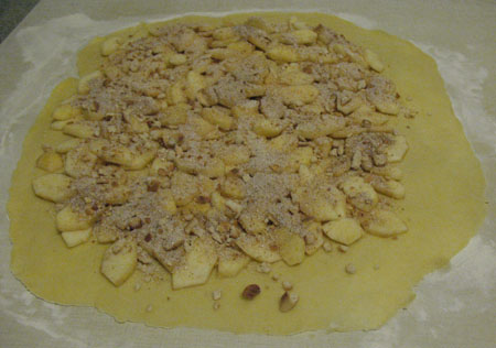 Готовим постный пирог